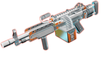 SRGooH weapon rifle Ultor LMG