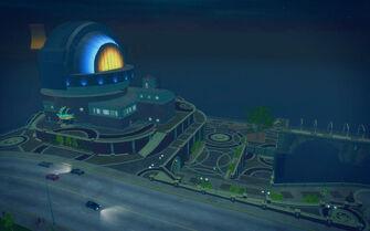 Stilwater University - Observatory