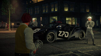 ZPD engage-Saints Row IV