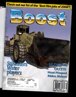 Bulldozer - Chop Shop magazine