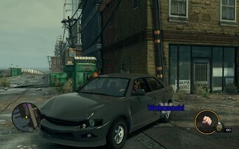 Wakazashi - front left with logo in Saints Row The Third