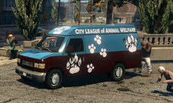 Anchor - Escort3 CLAW - front left in Saints Row IV