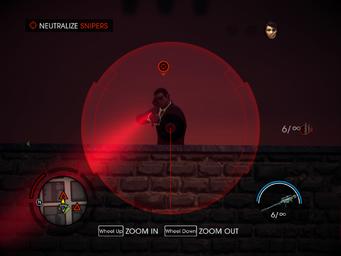 Asha's VIP - Neutralize Snipers