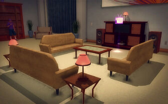 Downtown Loft - Classy - tv