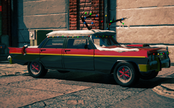 Jolly Compton - front right in Saints Row IV