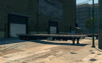 Powder loading dock