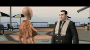 Ultor Family Fun Day - end cutscene - Playa and Eric