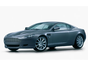 Zenith - Aston Martin DB9 in real life