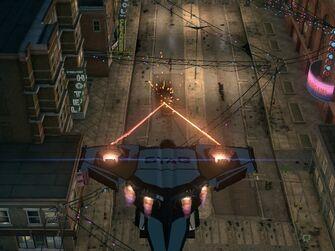 Condor firing