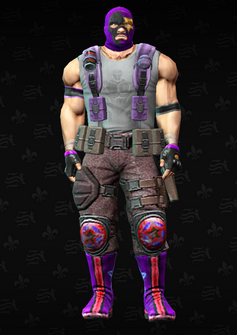 Gang Customization - Luchador 2 - Casey - in Saints Row The Third