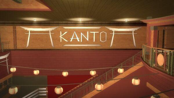Kanto - Kanto sign