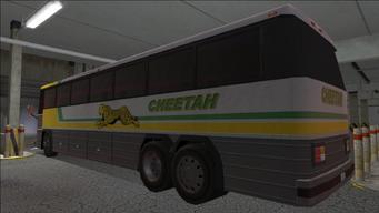 Saints Row variants - Cheetah - Cheetah - rear left