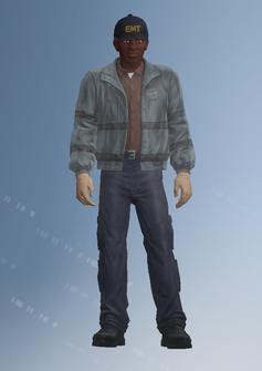 EMT02 - Lee - unused - character model in Saints Row IV