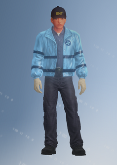 EMT04 - Tom - character model in Saints Row IV