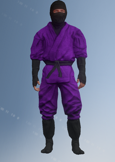Gang Customization - Ninja in Saints Row IV
