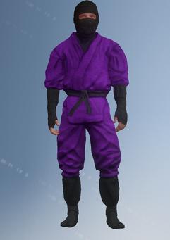 Gang Customization - Ninja in Saints Row IV