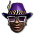 Homie icon - Zimos in Saints Row The Third