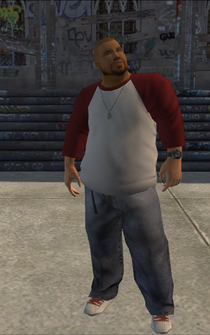 Los Carnales male Thug2-01 - h05 - character model in Saints Row