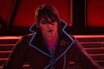 Matt in an unknown cutscene in Saints Row The Third Remastered