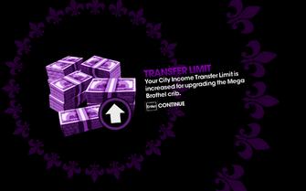 Pimps Up, Hos Down - Safeword transfer limit