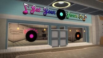 Rounds Square Shopping Center - Get Your Groove On