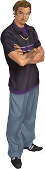 Saints Row character promo - Troy