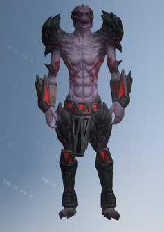 Zin - specialist - aliensp - character model in Saints Row IV