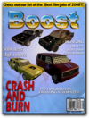 Demo Derby cars unlock magazine - Ruckus, Rampage, Rumble, Frenzy