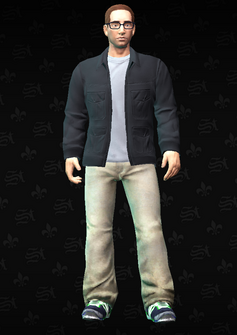 Jimmy Torbitson - Torbitson - character model in Saints Row The Third