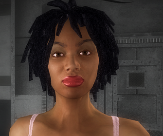 Playa Saints Row 2 default African American Female