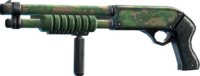 SRIV Shotguns - Pump-Action Shotgun - Deacon 12-Gauge - Green Camo