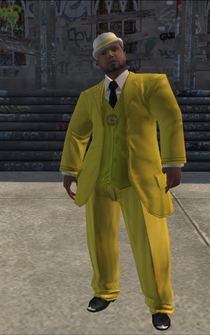 Vice Kings male Pimp - character model in Saints Row