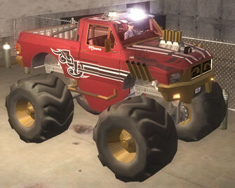 Atlasbreaker - Maero variant - front right in Saints Row 2