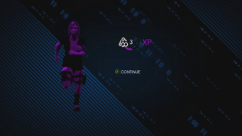 Blazin - XP reward in Saints Row IV gameplay preview