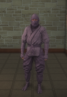 Gang Customization - Ninjas - male soldier 2 - hispanic