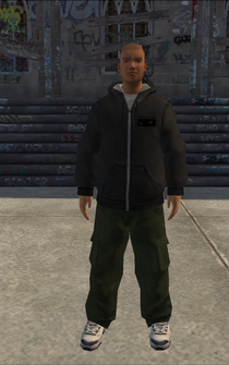 Generic young male 01 - hispanic - character model in Saints Row