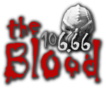 106.66 The Blood - Saints Row IV logo