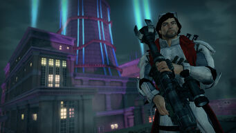 Annihilator RPG - Saints Row The Third promo