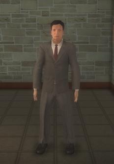 Doorman - asian - character model in Saints Row 2