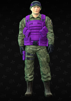 Gang Customization - Guardsmen 2 - Alejandro - in Saints Row The Third