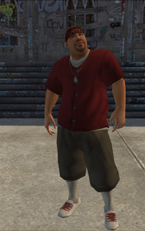 Los Carnales male Thug2-01 - h02 - character model in Saints Row