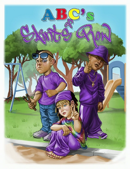 The ABCs of Saints Row Cover