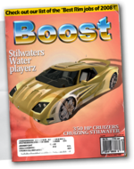 Bezier - Chop Shop magazine