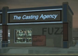 FUZZ cutscene building