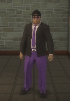Gang Customization - Bodyguards - male lieutenant 1 - hispanic2 variant