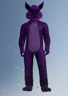 Gang Customization - Mascot 8 - Pig - in Saints Row IV