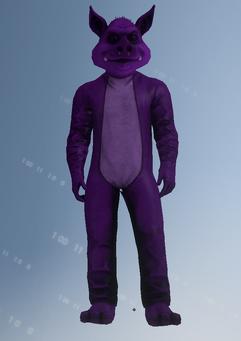 Gang Customization - Mascot 8 - Pig - in Saints Row IV