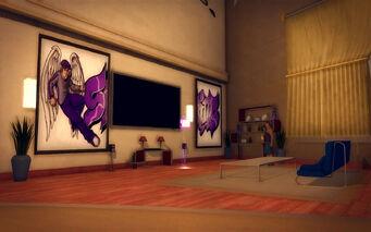 Hotel Penthouse - Ultra Modern - tv