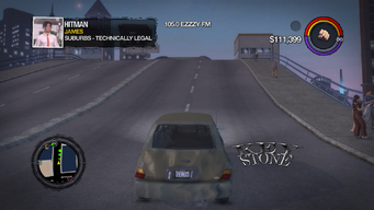 Keystone - rear with logo in Saints Row 2