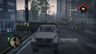 Thorogood - front in Saints Row 2
